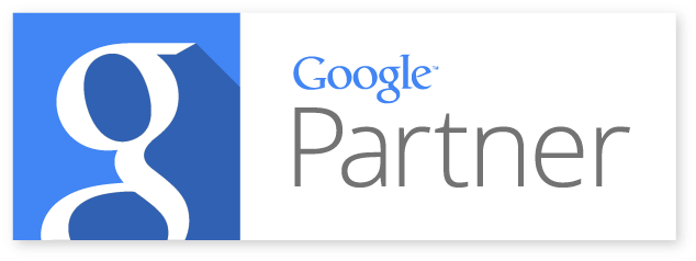 horizontal google partner badge